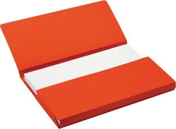 Jalema Secolor Pocketmap voor ft A4 (31 x 23 cm), rood