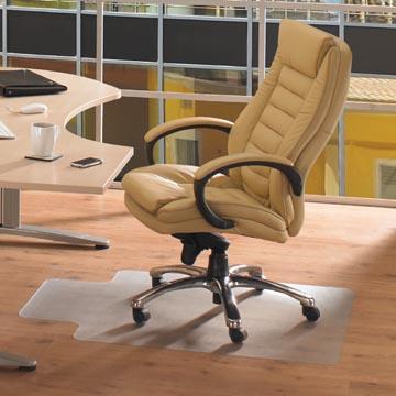Floortex vloermat Computex, voor harde oppervlakken, met uitsparing ft 51 x 25 cm, ft 120 x 90 cm