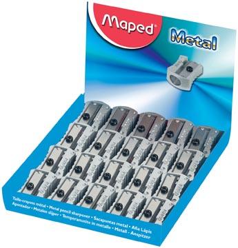Maped Potloodslijper Classic 1-gaats, in een doos