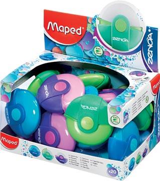 Maped gum Zenoa in een doos