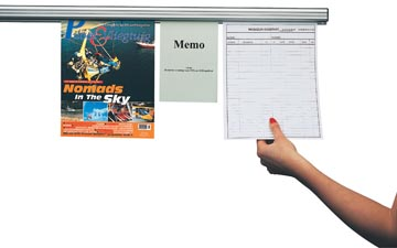 Jalema presentatiesysteem Grip lengte: 120 cm