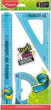 TEKENSET TWIST N FLEX 3-DELIG