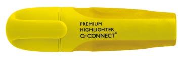 Q-Connect Premium markeerstift, geel