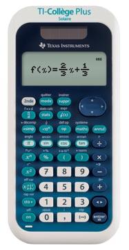 Texas Wetenschappelijke rekenmachine TI-College Plus